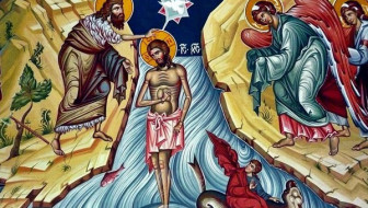 Botezul Domnului – Boboteaza