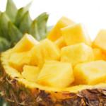 De ce e bine să mănânci ananas după mesele copioase de sărbători