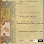 Muzica persană pentru prima dată la Bacău și Onești