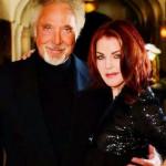 Sir Tom Jones și Priscilla Presley au o relație romantica