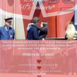 Două bilete la preț de unul, de Valentine's Day și Dragobete