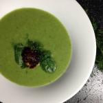 Supă cremă de leurdă