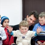 Horia Tecău – Noul Ambasador Național pentru UNICEF în România