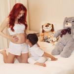 Elena Gheorghe este însărcinată pentru a doua oară