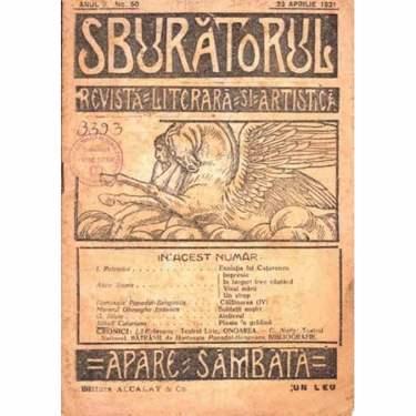revista-literara-si-artistica-sburatorul-nr50-din-1921
