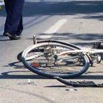 Biciclist accidentat în Hemeiuş