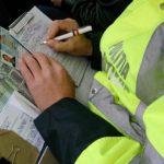 Cercetat de poliţişti pentru conducerea unui autovehicul având permisul suspendat