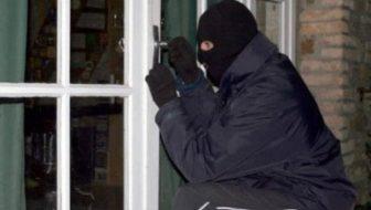 Autorul unui furt prins de polițiști