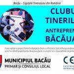 """Lansarea proiectului ,,Clubul tinerilor antreprenori băcăuani"""""""
