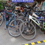 Furt de biciclete soluţionat de poliţişti