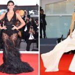 Cele mai elaborate rochii de la Festivalul de Film de la Veneția