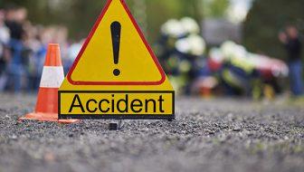 Eveniment rutier datorita nepăstrarii distanţei de siguranţă