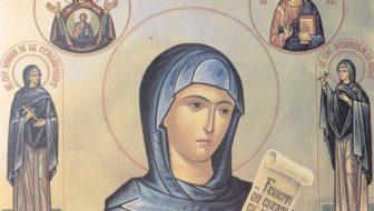 Creștinii o sărbătores pe 14 octombrie pe Sfânta Cuvioasă Parascheva