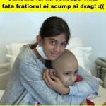 Cu un simplu SMS îi oferim la speranţă la viaţă lui Bogdan! Ajută-l şi TU să învingă CANCERUL!