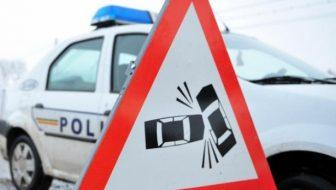 Accident rutier în Sascut