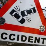 Accident rutier cercetat de polițiști