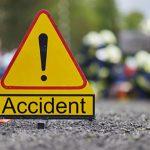 Cercetări efectuate de polițiști cu privire la un accident rutier produs în Bacău
