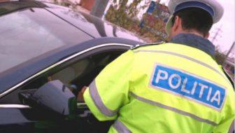 Cercetat de poliţişti pentru infracţiune la regimul rutier