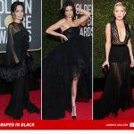 Cele mai frumoase rochii de pe covorul rosu- Globurile de Aur 2018