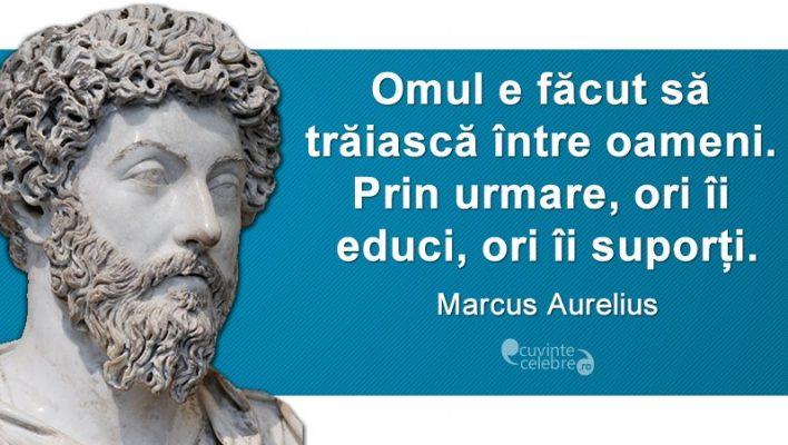 Cinci lecții de viață de la Marcus Aurelius