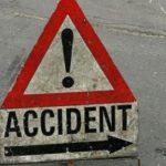 Eveniment rutier pe fondul neadaptării vitezei la condiţiile de drum