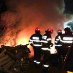 Depistat și cercetat pentru distrugere prin incendiere