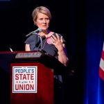 Cynthia Nixon candideaza sa fie guvernatorul New York-ului