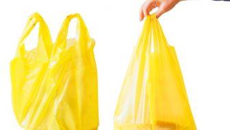 Parlamentul A INTERZIS pungile de plastic. Comercianţii vor plăti amenzi COLOSALE