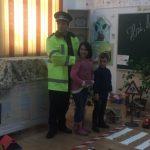 Activitate preventivă a poliţiştilor din Podu Turcului