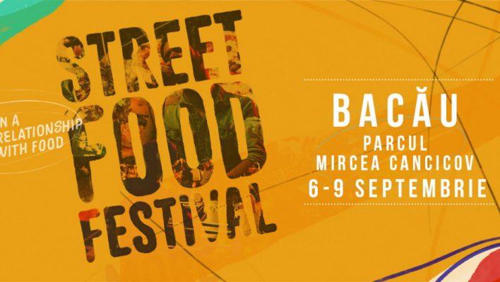 Street FOOD Festival a revenit la Bacău cu peste 40 de vendori și sute de rețete ingenioase