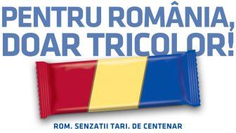 De Centenar, #doartricolor. O inițiativă ROM.