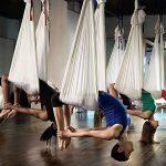 Air yoga – calea spre relaxare, tonifiere și joacă