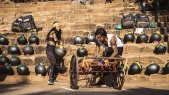 Concurenţii Asia Express, terifiaţi de cobre, într-o nouã misiune în India