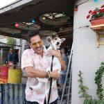 """Ștefan Bănică, interpretul lui Orlando, din Liber ca pasărea cerului,  este un mare iubitor de animale: """"Când eram mic, am avut pisici și hamsteri"""""""