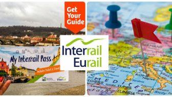 Interrail Pass – descoperă  Europa cu trenul!