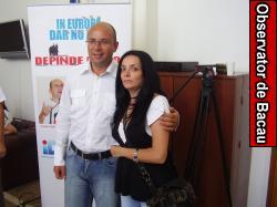 Mihaela Druică, candidatul PIN Bacau la europarlamentare