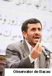 Ahmadinejad, un bucătar priceput…