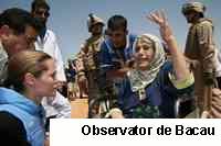 Angelina Jolie în vizită în Irak