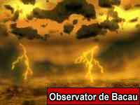 Fulgerele sunt frecvente în atmosfera planetei Venus