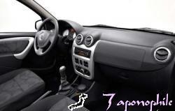 FOTO Logan face lift: Dacia lanseaza Logan-ul restilizat