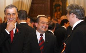 Parlamentarele dau guvern de coalitie