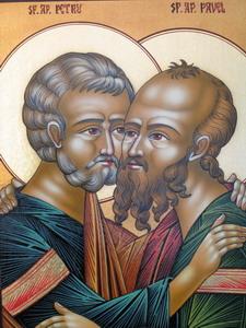 Sfintii Apostoli Petru si Pavel, marii corifei ai apostolilor
