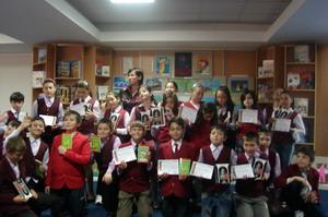 Parteneriat international  la Biblioteca Judeteana