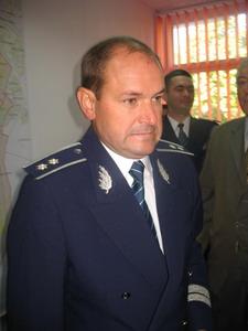 Adjunctul Politiei Bacau fuge de lege cu 127 km/h