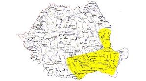 Codul galben de inundaţii a fost extins până la ora 16.00