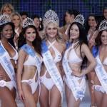 Titlul de Miss Bikini International a fost caştigat de o romanca