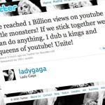Lady Gaga a ajuns miliardară pe Youtube!
