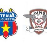 Dă Rapid peste Steaua sau Dinamo în sferturile Cupei?
