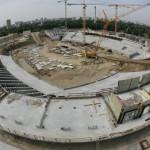 Stadionul Naţional va fi inaugurat in august 2011, cu amicalul Romania – Argentina