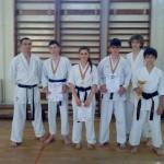 Inca un succes la Karate Skund